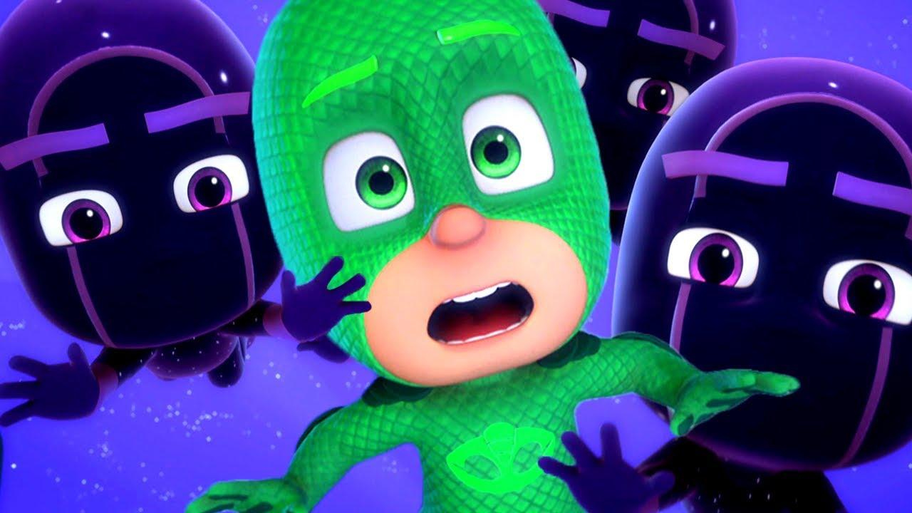 Gekko & Ninjası | 60 Dakika | çizgi filmleri çocuklar içinler