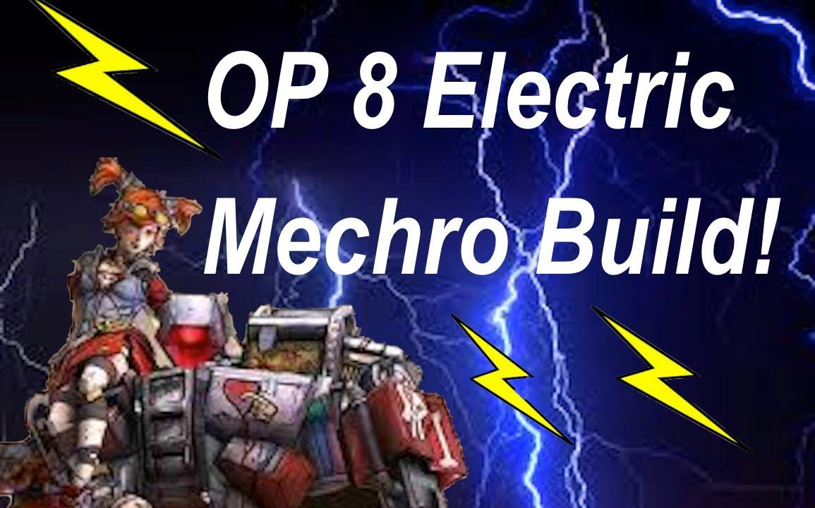Borderlands 2 | OP 8 LBT/BFF Mechromancer Build | Soloing Pyro Pete!