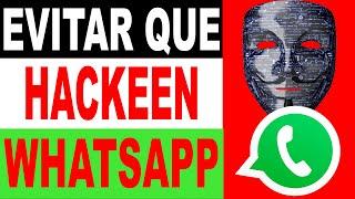 Cómo Evitar Que Te Hackeen Y Espíen Tu | Whatsapp 2019 Touch Id