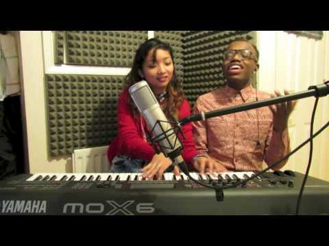Unconditionally & Wrecking Ball (Katy Perry & Miley Cyrus COVER) - Lawrence Rowe & Christina Hizon