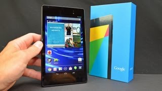 Nexus 7 - New Google Nexus 7 (2nd Generation): Unboxing & Review