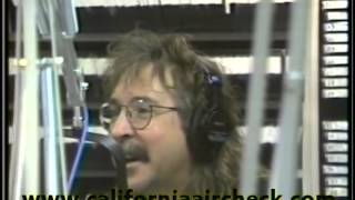 WRIF Detroit Drew & Mike 1997 California Aircheck Video