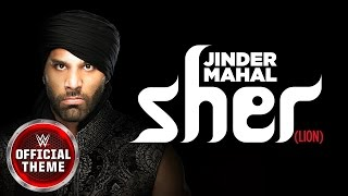 Jinder Mahal - Sher (Lion) (Official Theme) mp3