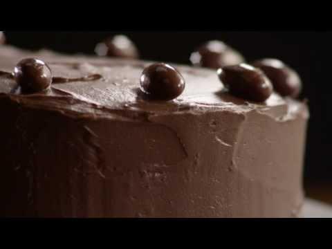 How to Make Dark Chocolate Cake | Cake Recipe | Allrecipes.com