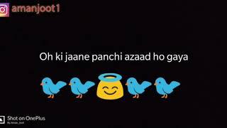 Sochti hogi barbaad ho gaya whatsapp status 2018