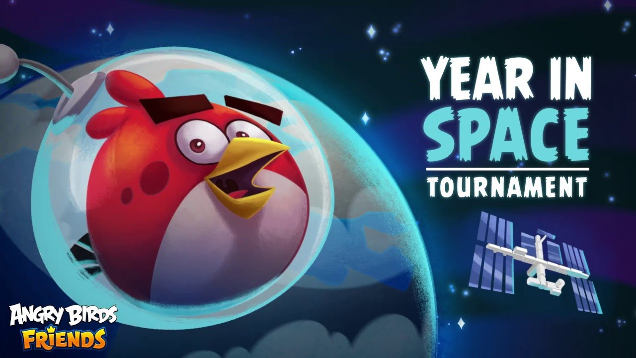 Angry birds friends halloween tournament game online