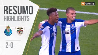 Highlights   Resumo: FC Porto 2-0 Santa Clara (Liga 19/20 #6)
