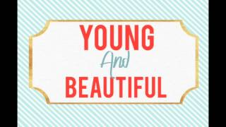 Young and Beautiful - Lana Del Ray (Piano Instrumental Karaoke Track)