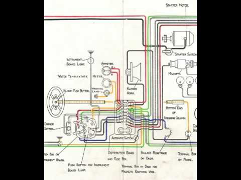 hqdefault rolls royce 20hp wiring diagram 1926 youtube rolls royce wiring diagrams at fashall.co