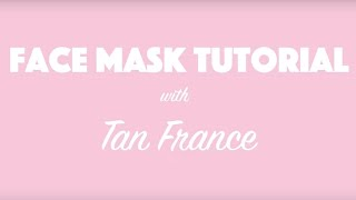 Tan France's Homemade Face Mask Tutorial