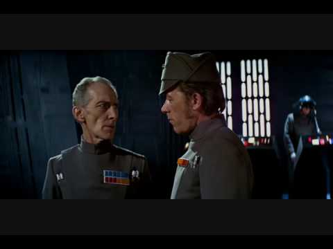 Grand Moff Tarkin eats his words