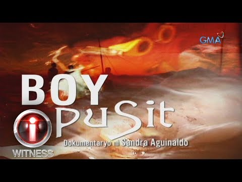 "I-Witness: ""Boy Pusit,"" a documentary by Sandra Aguinaldo (full episode)"