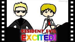 Resident Evil Excited!