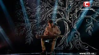 Unbelievably beautiful music on Ukraine's got talent
