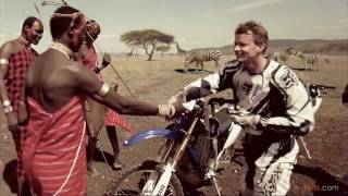 "Yamaha Dirtbikes ""WR Adventure"" TV Ad Motorbike Commercial"
