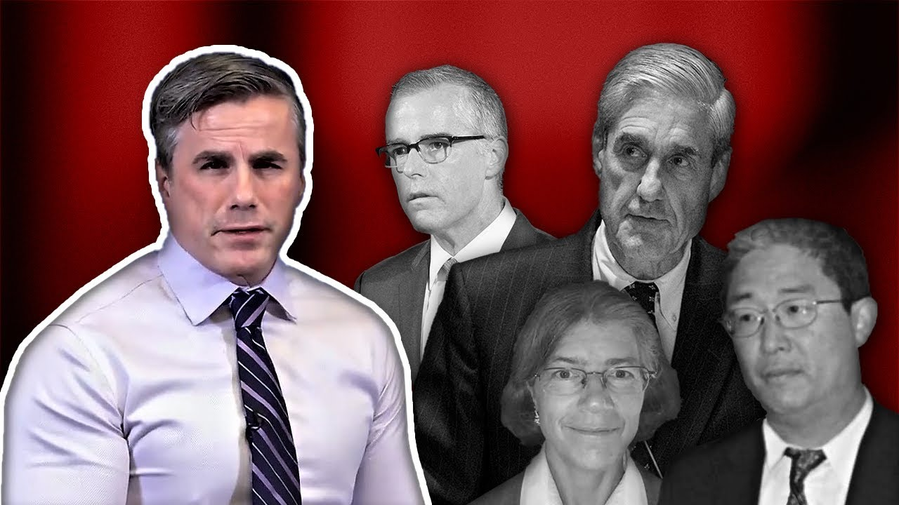 Judicial Watch - Tom Fitton: Why the American People NEED to Know about Deep State Secrets on Anti-T