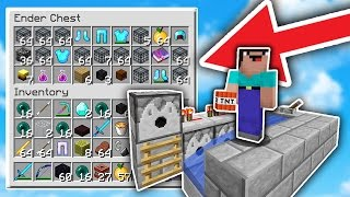 FIRST HUGE OP CANNON RAID!  Minecraft FACTIONS Ep. 7 - (District 1)