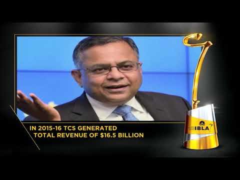 IBLA: Outstanding Business Leader Of The Year - N Chandrasekaran
