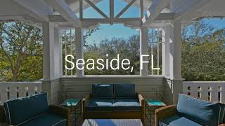 Beach Vacation Rentals Seaside, FL Watercolor 30A - Cottage Rental Agency