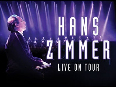 Hans Zimmer Live HD | 2016 Tour |  Audiotrack | Full Concert