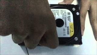 Hard disk Failure
