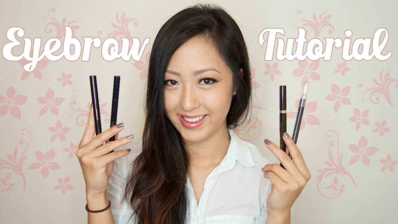 Tutorial my easy eyebrow routine top 5 brow products youtube baditri Images