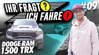 JP Performance - Ihr fragt/Ich fahre #9 | Dodge RAM TRX