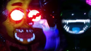 CHASED BY THE ULTIMATE HYBRID ANIMATRONIC    FNAF Lost and Found (Five Nights at Freddys)