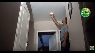 Comment installer un détecteur de fumée?