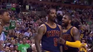 JR Smith Incredible Buzzer Beater! | Cavs vs Celtics | May 19, 2017 NBA Playoff 2017