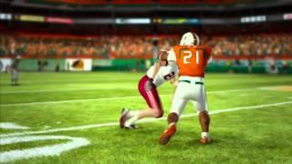 NCAA Football 13 HD game trailer - PS3 X360