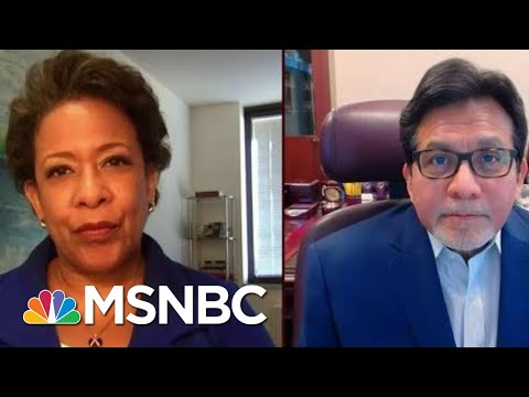 Fmr. U.S. AG's Co-Chair New COVID-19, Criminal Justice Commission | Morning Joe | MSNBC