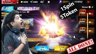 New M1887 Golden Glare | 1 Spin 5 Legends Token
