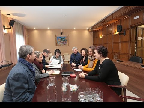La presidenta de la Diputació de Barcelona visita Sentmenat, Gallifa i Viladecavalls