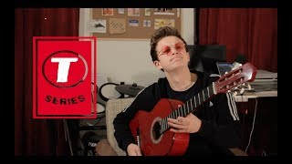 when you only know 3 notes but you gotta set t series on fire