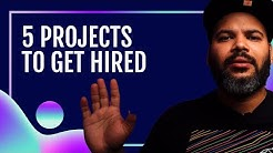 5 Projects That will Guarantee You Get Hired | #CodingPhase
