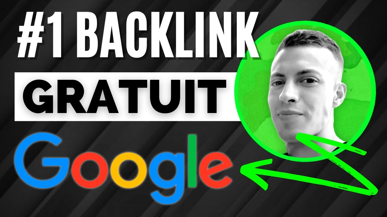 Backlink Gratuit #1 Google (No Follow) Formation SEO - YouTube