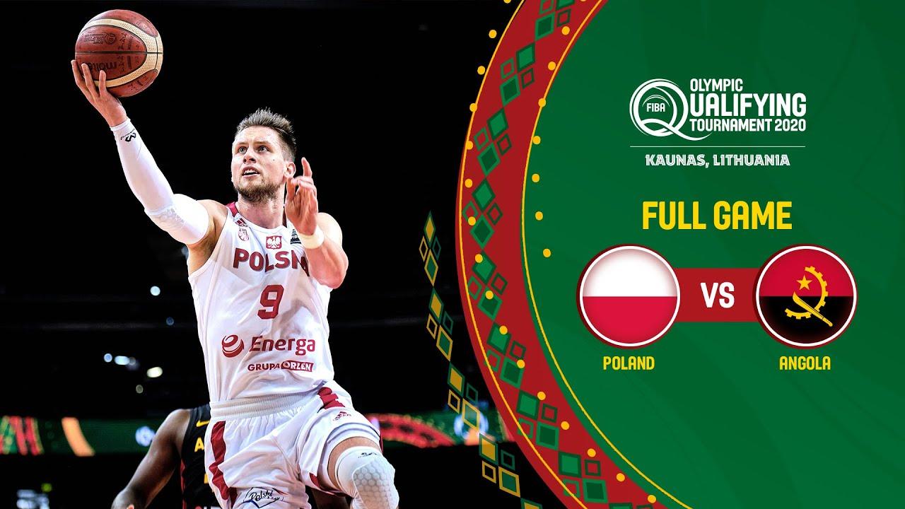 Poland v Angola | Full Game
