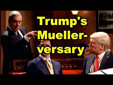 LV Sunday LIVE Clip Roundup - Trump's Muelller-versary - Alec Baldwin, Bernie Sanders  & MORE!