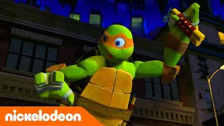 Черепашки-ниндзя | Им не уйти | Nickelodeon Россия