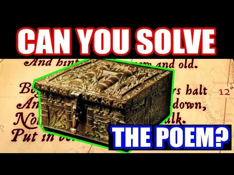 Finding Fenn's TREASURE! Can YOU SOLVE the Poem???