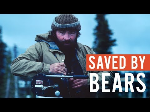Grizzlies saved his life