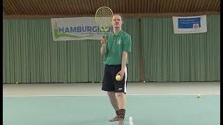 Blinde Tennisspieler: Hamburger bereiten sich auf Meisterschaft vor