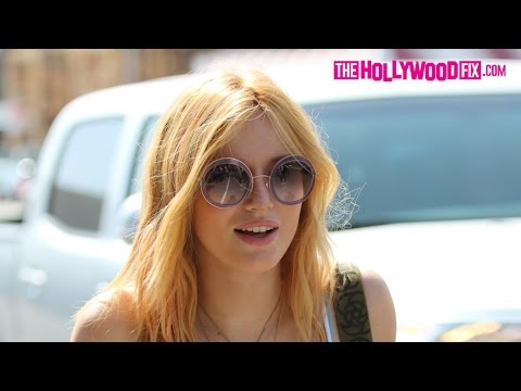 Bella Thorne Attends Joel Silver Memorial Day Party In Malibu 5.25.15 - TheHollywoodFix.com