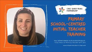 Student Testimonial - Lauren Coates | CREC Early Years Partnership SCITT