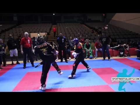 2015 Blitz Mayan Challenge - Micah Williams Jr v Diego Rosales