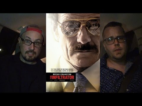 Midnight Screenings - The Infiltrator