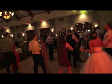 BSR Gig Log October 2016 Wedding