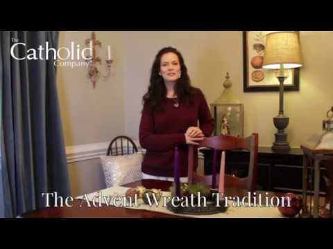 The Advent Wreath Tradition
