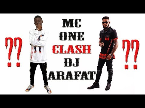 MC ONE ~CLASH~ DJ ARAFAT...!???